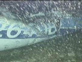 Les recherches pourraient reprendre pour retrouver le pilot de l'avion d'Emiliano Sala. AFP