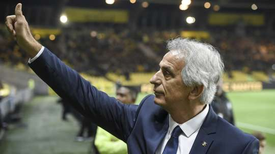 L'entraîneur de Nantes Vahid Halilhodzic. AFP