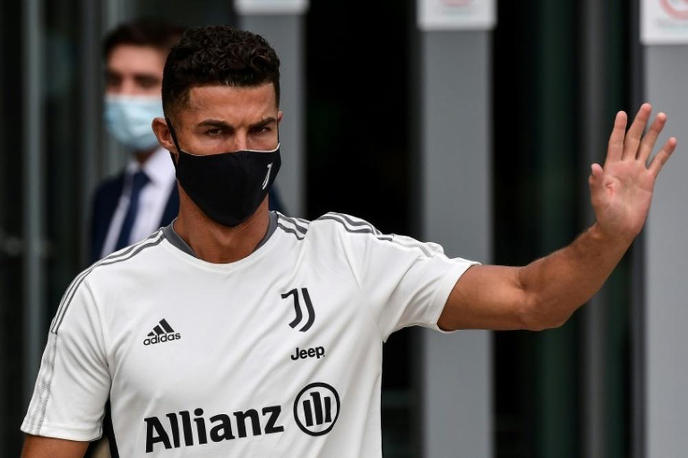 Il PSG tenta Ronaldo. AFP