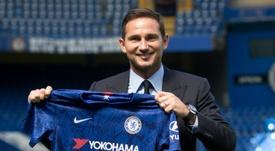 Lampard ya es del Chelsea. AFP