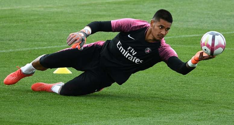 Areola acaba contrato en 2019. AFP