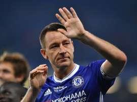 Terry llegó a disputar 109 partidos en Champions. AFP