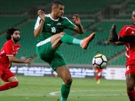 L'Irak, en évolution concernant le football. AFP