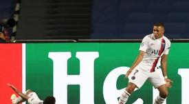 Réactions à chaud des joueurs parisiens. AFP