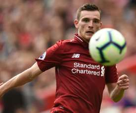 Robertson has gone on to play in a Champions League fianl with Liverpool. AFP