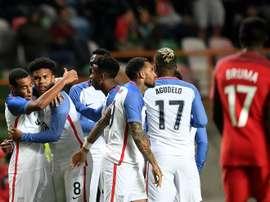 Amical: le Portugal, privé de Ronaldo, tenu en échec par les Etats-Unis. AFP
