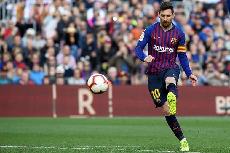sitio web para descuento reunirse el precio más baratas Marca' volverá a revisar el gol de Messi - BeSoccer