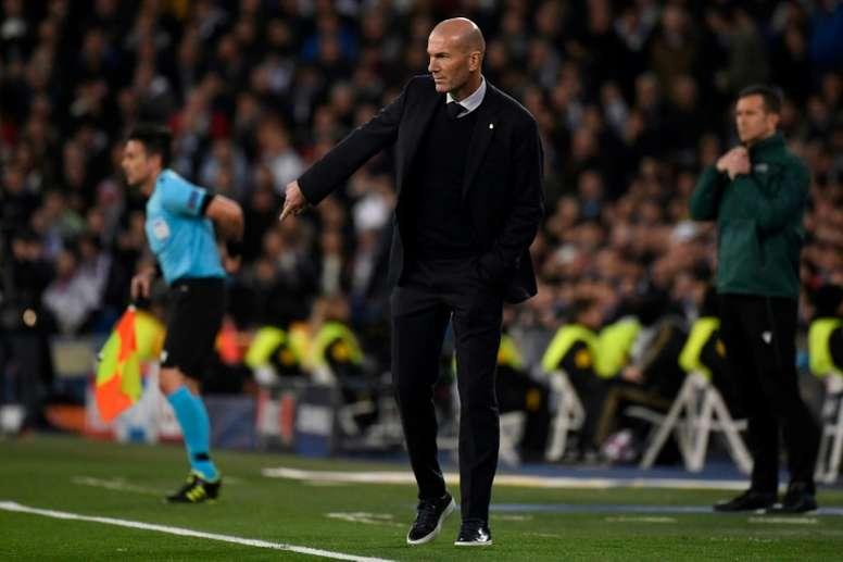 Le Real Madrid trouve son numéro 9. AFP