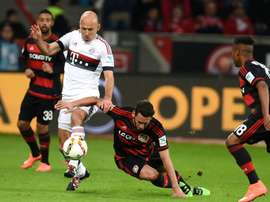 El Bayern espera poder alcanzar las semifinales de la Copa. AFP