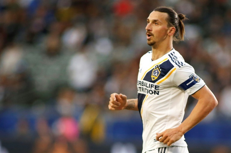 MLS : Zlatan Ibrahimovic frappe trois fois avec le LA Galaxy