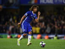 Aske could wear a Chelsea shirt once again. AFP