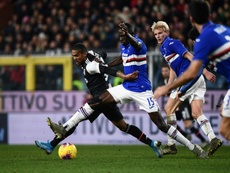 Quatre joueurs de la Sampdoria guéris. AFP