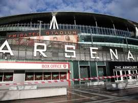 Arsenal, Brighton et West Ham rouvrent leurs centres d'entraînement. AFP