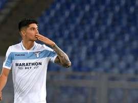 Correa a qualifé son équipe. AFP