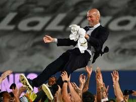 Le direct du match Real Sociedad-Real Madrid. AFP