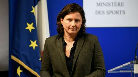 Face aux violences sexuelles dans le sport, Maracineanu sonne la charge. AFP