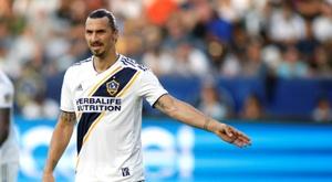 Zlatan Ibrahimovic s'est fixé des objectifs élevés pour la saison de MLS à venir.