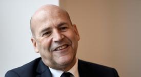 Benzema, Diacre... Le président doit intervenir, dit le candidat Michel Moulin. afp