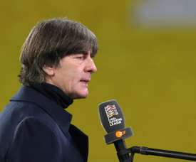 Joachim Löw n'exclut pas un rappel des anciens. AFP