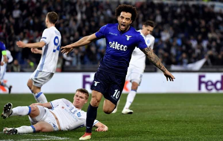 Anderson a réalisé une bonne saison en Serie A. AFP