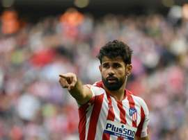 Diego Costa accepte une amende pour fraude fiscale. afp