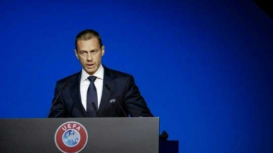 UEFA are holding a very important UEFA meeting on Thursday. AFP