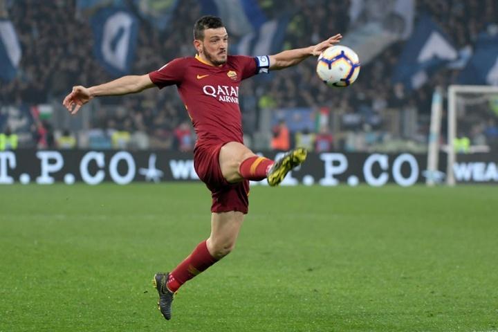 Florenzi spinge per trasferirsi al Milan. AFP