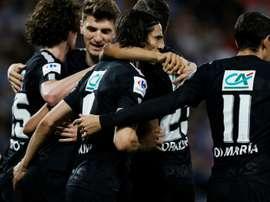 PSG vence e vai defrontar Les Herbiers na final. EFE