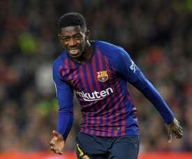Le Barça reçoit la Cultural. AFP