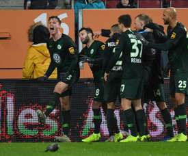 Wolfsburg dans le top 5. AFP