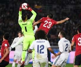 Les Madrilènes avaient gagné en prolongation. AFP