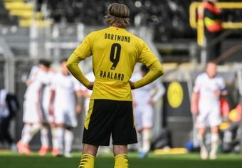 Le Bayern déjà hors course pour Erling Haaland ? AFP