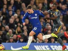 Chelsea y croit. AFP