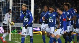 L'Olympique de Marseille sur Kenny Lala ? AFP