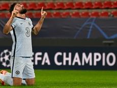 Giroud dégage l'horizon de Chelsea mais pas le sien. afp