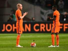 Liverpool a jeté son dévolu sur Quincy Promes. AFP