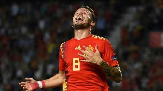 L'Espagne a pulvérisé la Croatie. AFP