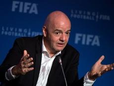 Le Japon accueillera fin 2021 la Coupe du monde des clubs. AFP