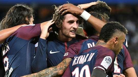 This week could be key in deciding Rabiot's future. AFP