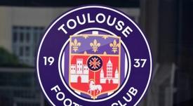 Nouveau cas positif de Covid-19 au Toulouse FC. AFP