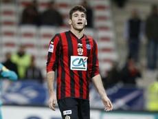 Gautier Lloris file vers Auxerre. AFP