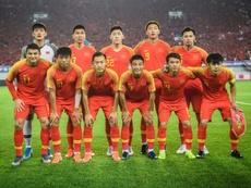 La Chine contrainte de jouer à huis clos en Thaïlande. AFP
