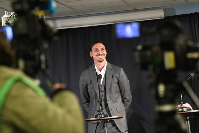 AC Milan confirmó el esperado regreso de Zlatan Ibrahimovic