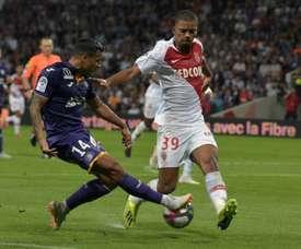 Monaco concède le nul. AFP