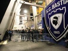 Bastia remonte en National 1. AFP