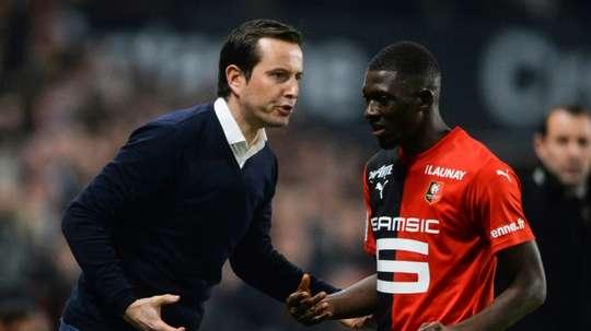 Les compos probables du match de Coupe de France entre Angers-Rennes. AFP