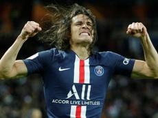 Coupe de France: marquer l'histoire au présent, le nouveau défi de Cavani