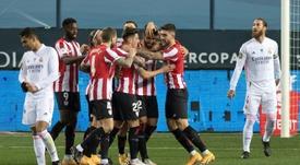 L'Athletic Bilbao élimine le Real et rejoint le Barça en finale. efe