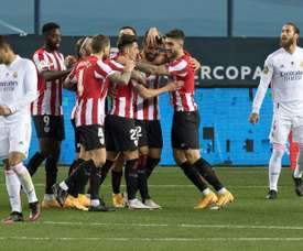 Athletic in finale con il Barcellona. AFP
