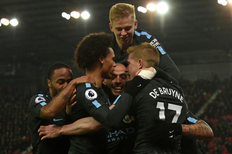 Agüero out deux semaines — Manchester City